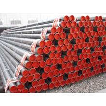 Api 5l gr b tubo de acero sin soldadura hecho en china