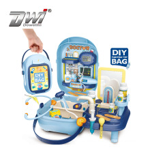 Handbag Kids Medical Toy Pretend Play Set Doctor Toy Set