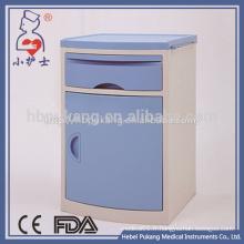 Fournisseur chinois nouvelle armoire de chevet en acier design avec table