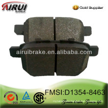No noise and dust Brake Pad D1354-8463 for GREAT WALL TENGYI C30 Saloon 1.5 (OE NO.:04466-12130)