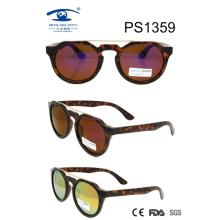 Round Style Customized Color PC Óculos de sol (PS1359)