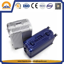Aluminum Trolley Luggage Sets (HL-2001)