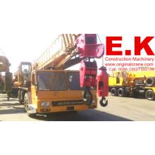 50ton Usado Original Kato japonés Hydraulic Mobile Truck Grúa (NK500E-V)