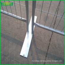 Tuv & ce certicification Australien temporäre Zaun (Fabrik) iso 9001 temporäre Zaun Panel