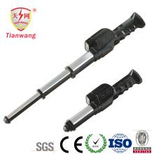 Policía telescópica / expandible linterna Stun Guns