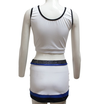 Sparkling Sublimated Cheerleading Gear