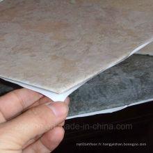 Tuile de sol en vinyle autoadhésive autoadhésive
