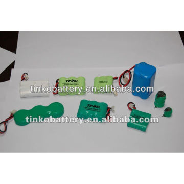 cordless phone battery NI-CD rechargeble battery with your brand name