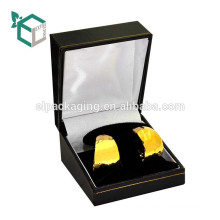 Jewelry Paper Wholesale Earring Flock Boxes For Promotional