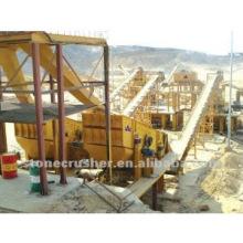 2012 Stein komplette Produktionslinie / Felsen Zerkleinerungsanlage Fabrik