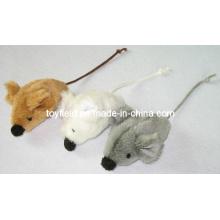 Catnip Cat Toy Plush Mouse Pet Cat Toy