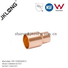 J9010 Kupferbeschlag Reduzierkupplung für Kupferrohr