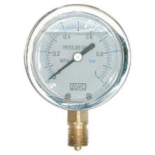Manómetro anti vibración