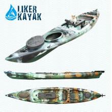 Motorized Kayak 4.3 Length Single Seat Sit on Top Boats