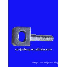 Parte de fundición de arena de aluminio