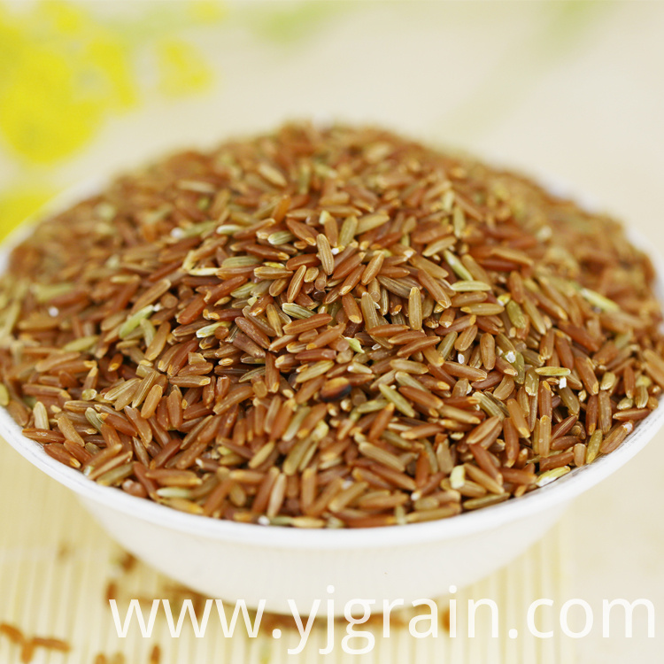 Red Rice Long Grain Rice