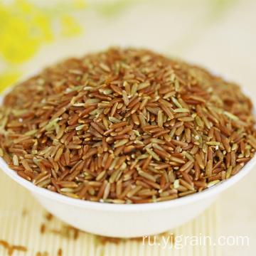 Натуральный с высоким содержанием крахмала Длиннозерный рис Красный рис