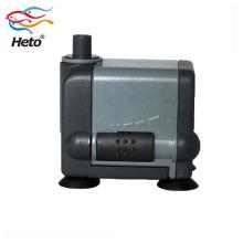 Heto 132GPH Submersible Pump(500LPH, 5W), 1.64ft High Lift, 6.4ft Power cord Fountain Pump for Fish Tank, Aquarium, Hydroponics
