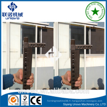 Armoire électrique armoire neuf pliable 9 profilé pour la construction