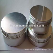 China beste Qualität Aluminium Kosmetik Gläser