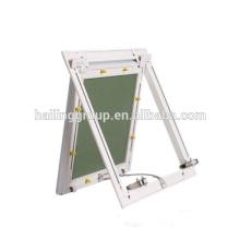 Panel de acceso de techo de yeso de aluminio / tamaño disponible / fácil instalación
