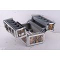 Profession Case Type Aluminum Tool Case, EVA Storage Case