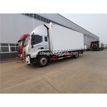 Foton 10T reefer small refrigerated trucks for sale