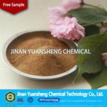 Lignosulfonato de Ca caliente de la venta como aditivos del control de polvo