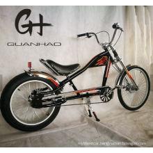 "24""-20"" Single Speed OEM/ODM Good Quality Made in China Big Adult Ce Chopper Bike 2020"