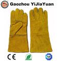 Kevlar Stiching Leather Welding Gloves