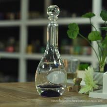 Wholesale Supermarket Decal Wine Glass Set