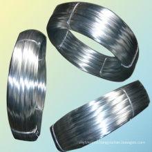 Galvanized Iron Wire in Factory