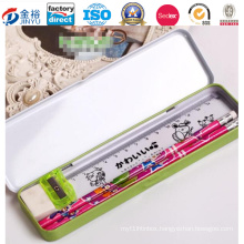 Mini Size Metal Pencil Case for Pencil Holder