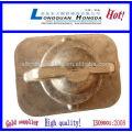 Fonte de sable en aluminium