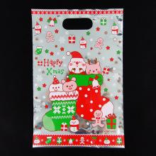 Sac de plastique pour l'étanchéité de Noël
