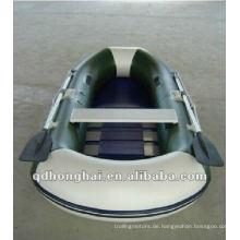 Ruderboot Schlauchboot Fischerboot HH-F270 CE mit Spaltenboden