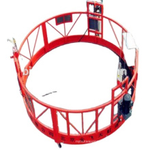 ZLP630  6m  length high rise window cleaning rope suspended platform