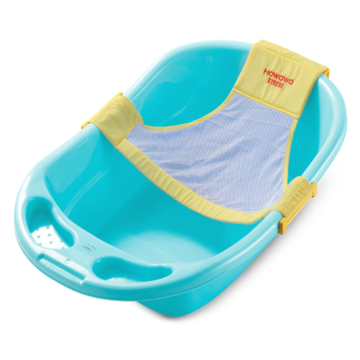 H8350 Setengah Baby Bath Net Bath Bed Chair