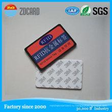 Анти-металлический пассивный тег RFID для высокой температуры