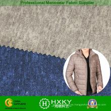 Poliester 100% imprimió la tela de la memoria para Men′s la ropa de invierno