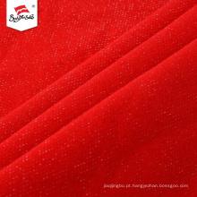 Mais novo tecido confortável Polyeste francês Terryr