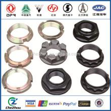 truck wheel nut 25ZHS01-02064 bearing lock nut