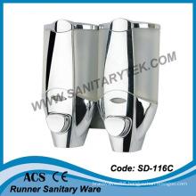 Double Manual Soap Dispenser (SD-116C)