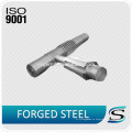Forjado inestable de alta calidad / eje de eje de acero forjado