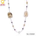 Bijoux fantaisie collier perle 2014