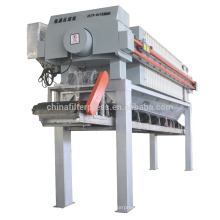 Zhejiang auto membrane with belt convery filter press price