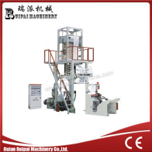 Single Layer Single Winder Film Blowing Machine