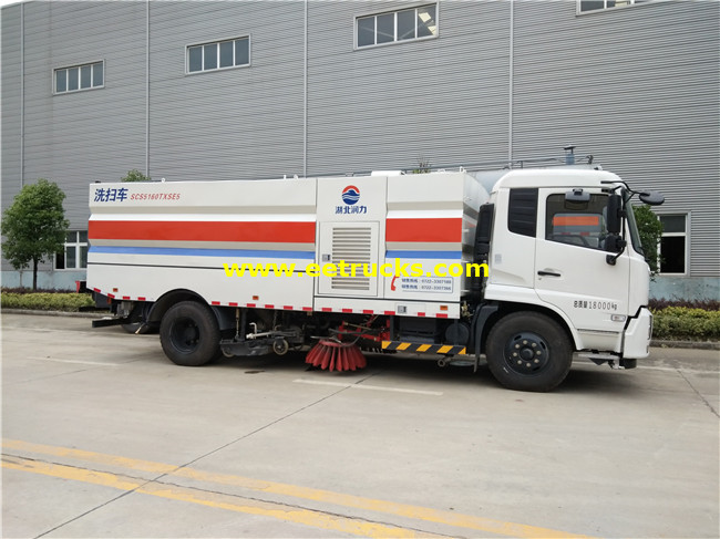 Dongfeng Street Sweeping Vehicles