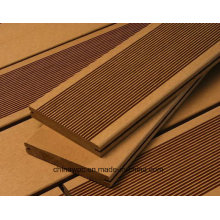 Wood Plastic Composite WPC Solid Decking