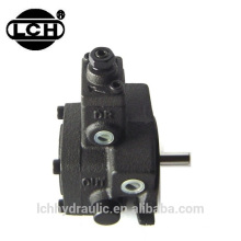 good quality variable cartridge displacement double hydraulic vane pump